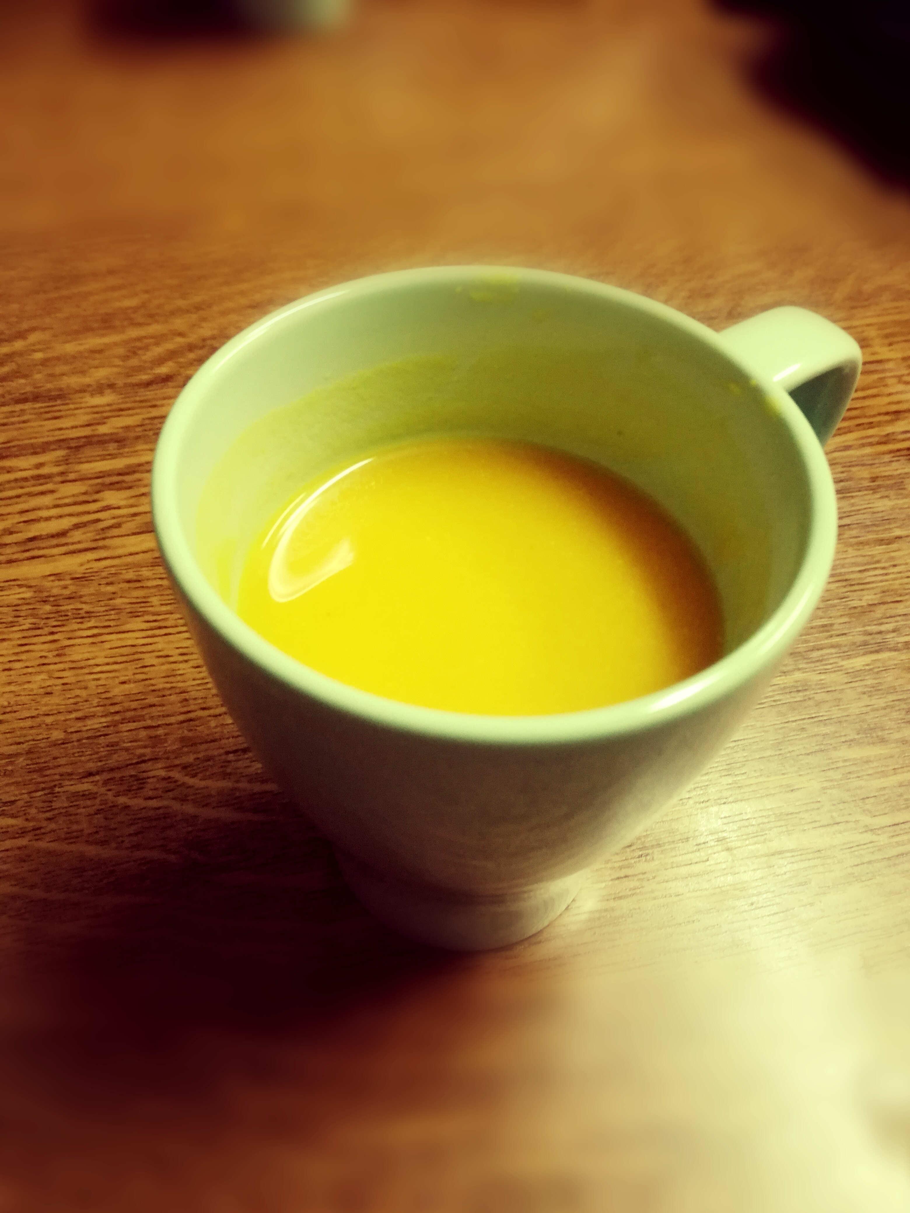 lekkere soep